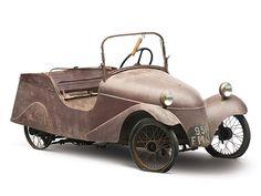 Microcar Mochet CM-125 Luxe 1954 - 1
