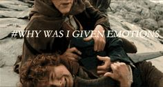 "19 Things The ""Lord Of The Rings"" Characters Were Really Thinking On Their Journey"