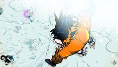 Dragon Ball Z, Dbz Drawings, Ultimate Dragon, Ball Drawing, Dragon Images, Manga Illustration, Cartoon Wallpaper, Anime Art, Manga Girl