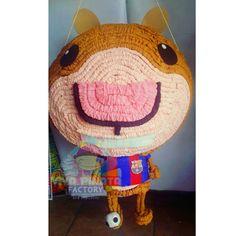 Pedido especial piñata Ardilla Feliz... pasen a visitarnos a #VivaPiñataStore  y pregunten por todos los productos para sus fiestas.