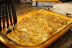 Gordon Ramsay's classic lasagna al forno. This is one is our favorite lasagna recipes.