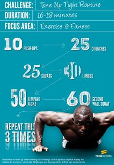 Tone Up Tight Routine | Workouts | Tribesports
