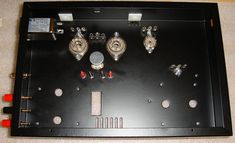 KT88 Tube Amp Kit Chassis Tube, Kit, Pure Products, Audio