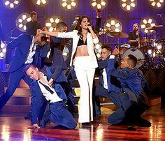 "Selena Gomez performs ""Same Old Love"" on ""The Ellen DeGeneres Show."""