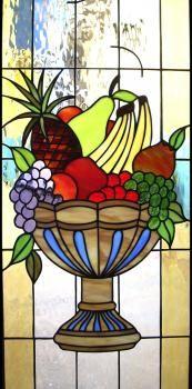 Vitral de Frutas