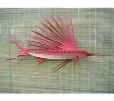 Pink sailfish