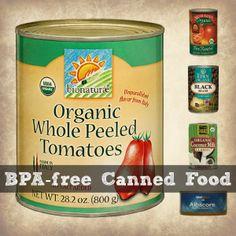 BPA-free Tomatoes Do Exist!