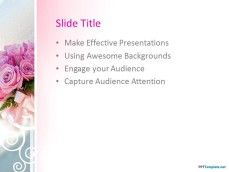 10238-wedding-ppt-template-0001-1 | places to visit | pinterest, Powerpoint templates