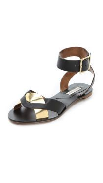 Twelfth St. by Cynthia Vincent Flora Flat Sandals | SHOPBOP Save 20% with Code WEAREFAMILY13