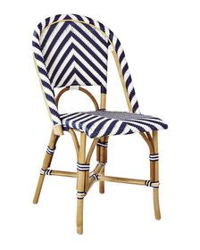 Chevron Riviera Side Chair