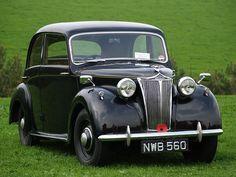 Lanchester Saloon Car - 1951 | Flickr - Photo Sharing!