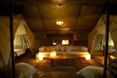 » Un hôtel de luxe au coeur de la réserve naturelle du KenyaHQarchi<==