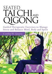 Seated Tai Chi & Qigong by Cynthia W Quarta Haven't read this one but I know there's amazing benefits to practice tai chi and chi kung sitting down. If I had more time, would love to offer this as a class.
