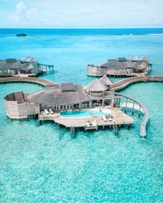 Soneva Jani Noonu Atoll, Malediven - Hotels, Resorts and Spas - Holiday events Vacation Places, Vacation Destinations, Dream Vacations, Vacation Spots, Greece Vacation, Beach Vacations, Maldives Travel, Maldives Honeymoon, Visit Maldives