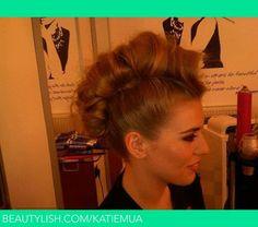 Possible Bachelorette party hair?