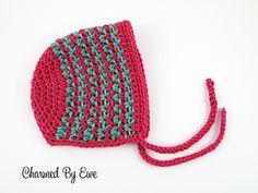 Zigzag Bonnet by Janaya Chouinard