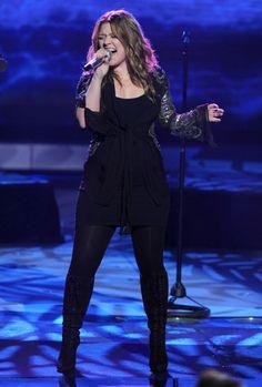 Sing Kelly sing!