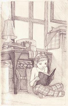 Sketchbook- Storytime