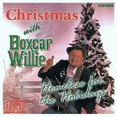 "FREE U.S. Shipping! Boxcar Willie ""Christmas With"" CD. UPC 056775992323. NM. #Christmas"