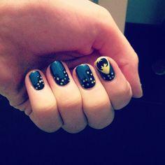 Batman nails #1