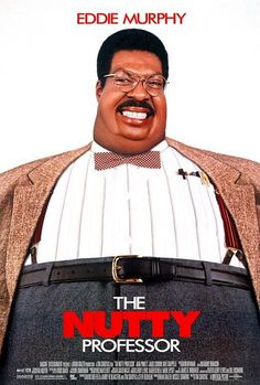 """🎬'The Nutty Professor' starring Eddie Murphy, Jada Pinkett Smith, James Coburn & Dave Chappelle premiered in theaters 23 years ago today, June O Professor Aloprado, The Nutty Professor, Dave Chappelle, Jada Pinkett Smith, Hindi Movies, Movies To Watch Free, Good Movies, Greatest Movies, Awesome Movies"