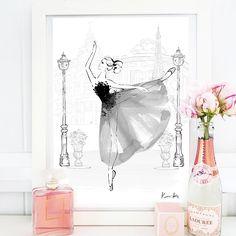 Kerrie Hess — Ballet Noir