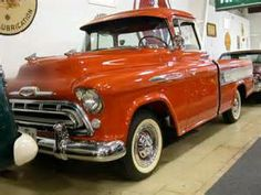 chevy cameo trucks 1957 - Searchya - Search Results Yahoo Image Search Results