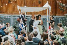 Bedstuy Brownstone Wedding - Weddings by Nato
