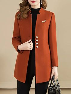 Winter Coats Women, Coats For Women, Mode Mantel, Casual Outfits, Fashion Outfits, Denim Fabric, Outerwear Women, Costume, Clothes