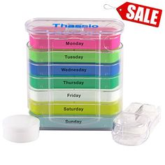 7 Best Pill Dispenser Images Organizations Organizers Pill Boxes