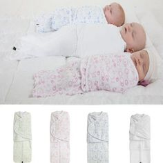 Mum2Mum Dream swaddle Large, Every parent's dream... a great night's sleep, for their baby and for themselves! The DreamSwaddle™ is a unique new concept in swaddling your baby to ensure that your little one is kept safely swaddled and ready for a warm, comfortable night's sleep. Made from 100% cotton, this totally fitted and adjustable…