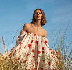 Vogue China February 2018 Birgit Kos by Camilla Akrans