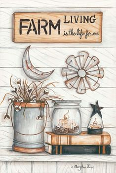 Farm Living is the Life for Me (Mary Ann June)