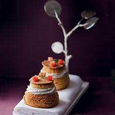 Chou-chou strawberry and chocolate cracker by Jean-François Piège and True Petit Beurre LU®