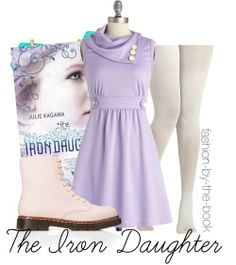 "The Iron Daughter by Julie Kagawa Find it here ""You're here, and the only dance I want is this one."""