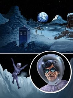 Moonbase - a Doctor Who serial from (ooh I don't know, I haven't got the programme guide to hand but, at a guess.) early Starring Patrick Troughton as the time travelling Doctor. Doctor Who Books, Doctor Who Fan Art, Science Fiction, Classic Doctor Who, Second Doctor, Tv Doctors, Sci Fi Tv, Tumblr Image, Dr Who