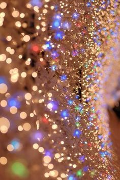 Twinkle twinkle little lights, LEDs are taking flight! I love this image. This is most likely what the inside of my glitter-obsessed brain looks like...