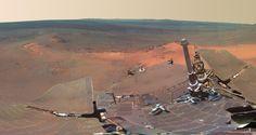 new photos of mars