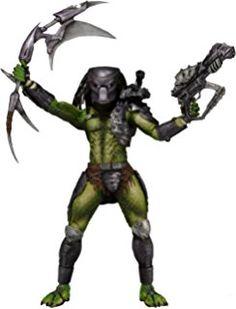 "NECA Predator Series 13 Renegade Predator 7"" Scale Action Figure"