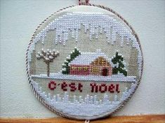 boule de noël (grille de Maryse à Télécharger en Pdf ici... http://p5.storage.canalblog.com/53/49/218631/33044874.pdf
