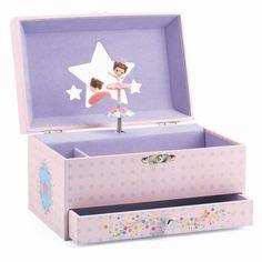Djeco Spieluhr Ballerina - Bonuspunkte sammeln, auf Rechnung bestellen, DHL Blitzlieferung!