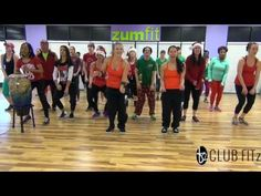"▶ ""GO GIRL"" - Choreo by Lauren Fitz for Club FITz - YouTube"
