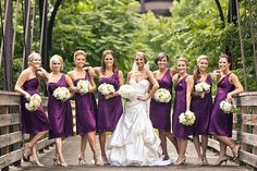 125+ ideas for a purple wedding color palette Definitely need to look at this when its time!!!!