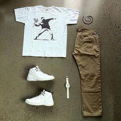 Let's go white #lol