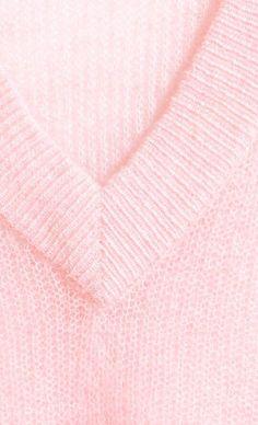 Pink Cashmere Cotton Candy Pastel Blush