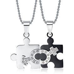 MG Jewelry Stainless Steel Puzzle Design Men;s Women's Symbol CZ Pendant Chain Necklace,Black/gold Mealguet http://www.amazon.com/dp/B016UNI4YY/ref=cm_sw_r_pi_dp_idAkwb0YB7QFQ