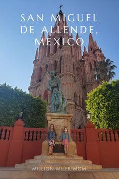 Tips for visiting San Miguel de Allende, Mexico with kids. #mexico #sanmigueldeallende Merida Mexico, Mexico Culture, Mexico Resorts, Visit Mexico, Worldwide Travel, Cabo San Lucas, Mexico Travel, Central America, Cool Places To Visit