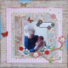 Grandma's Love - Scrapbook.com