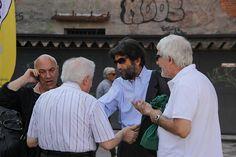 6 settembre, Festival della politica 2013 | ore 16 corte Legrenzi (13) Antonio Gnoli,  Vincenzo Vitiello, Massimo Donà, Massimo Cacciari