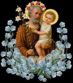 Marzo, mes dedicado a San José: Meditación Día 4-San José modelo admirable de pureza.